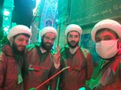حضور میدانی مبلغان امین تهران در مقابله با کرونا