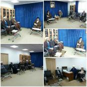 نشست کمیته همکاریهای  حوزه علمیه و آموزش و پرورش لرستان برگزار شد