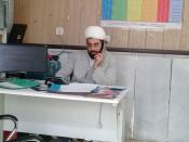 اجرای  طرح سلام در مدارس شهرستان سمنان