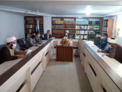 نشست کمیته همکاریهای استان بوشهر برگزار شد