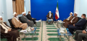 نشست اعضای کمیته همکاری های حوزه علمیه با آموزش و پرورش برگزار شد.