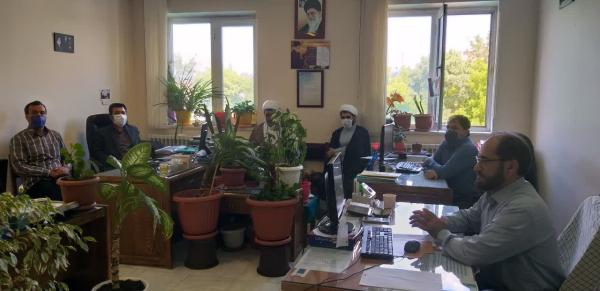 نشست کارشناسی کمیته همکاریهای استان اردبیل برگزار شد