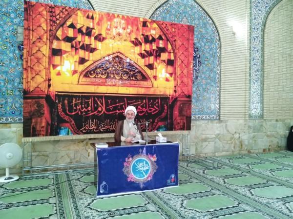 فرهنگیان گیلان در محضر نهج البلاغه