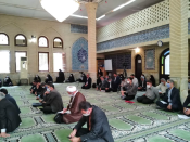 فرهنگیان گیلان در محضر نهج اللاغه