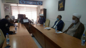 نشست هیئت اندیشه ورز کمیته همکاریهای  استان لرستان برگزار شد