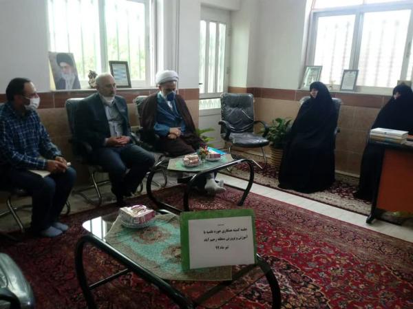 کمیته همکاریهای شهرستان رحیم آباد گیلان برگزار شد