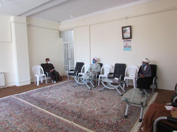 نشست  توجیهی مبلغان نسیم رحمت استان کرمان