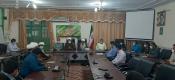 کمیته همکاریهای منطقه صیدون از توابع استان خوزستان برگزار شد