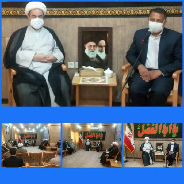 نشست استانی کمیته همکاری های آموزش و پرورش وحوزه های علمیه استان سیستان و بلوچستان