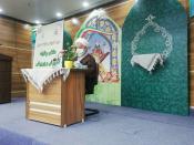 سرباز طلبه ها  معارف اسلام را با زبان ساده به دانشآموزان منتقل کنند