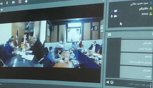 دومین نشست کارگروه های تخصصی ستاد همکاریها برگزار شد+ تصاویر