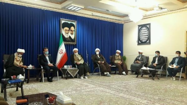 نشست کمیته همکاری حوزه های علمیه و آموزش و پرورش استان برگزار شد