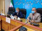 نشست دبیران و رابطان کمیته همکاریهای استان گیلان برگزار شد