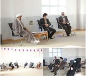 شیوه حضور روحانیون در شبکه شاد بررسی گردید