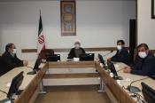 دیدار مدیر کل آموزش و پرورش استان زنجان با امام جمعه و نماینده ولی فقیه