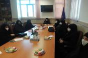 اجرای طرح امین «نوع یک» با مشارکت حوزه علمیه خواهران همدان در مدارس