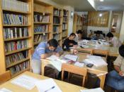 ابتکار یک روحانی برای دانشآموزان کنکوری شهرستان فسا