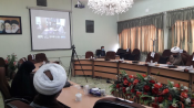 نشست کمیته همکاری  حوزه های علمیه و آموزش و پرورش استان سمنان برگزار شد