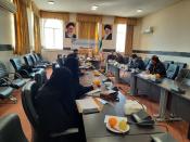 نشست کمیته همکاریهای استان کرمانشاه برگزار شد