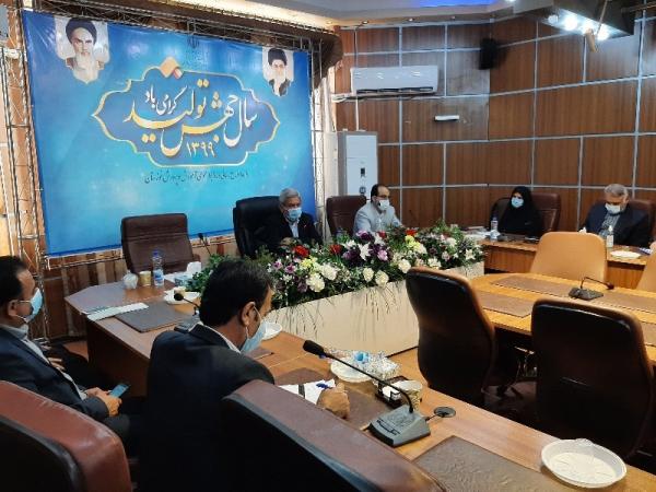نشست کمیته همکاریهای استان خوزستان برگزار شد