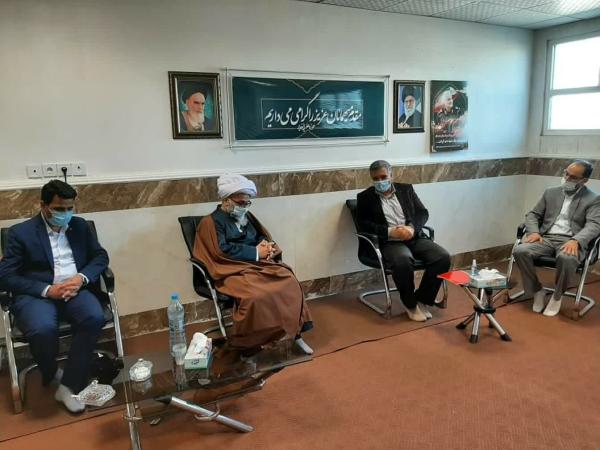 نشست کمیته همکاریهای استان برگزار شد
