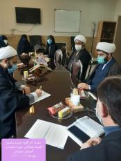 کارگروه تولید محتوای کمیته همکاریهای استان کرمانشاه برگزار شد
