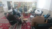 نشست کمیته تخصصی توانمندسازی روحانیون طلبه شاغل و نیروهای پرورشی استان خوزستان برگزار شد