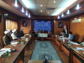 رؤسای کمیته همکاری نواحی چهارگانه شیراز معرفی شدند