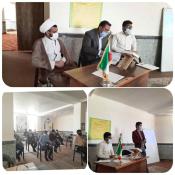 چهارمین کارگاه آموزشی_ توجیهی طلاب وظیفه برگزار شد