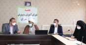 نشست کمیته همکاریهای شهرستان سیروان برگزار شد