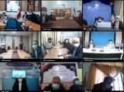 نشست رؤسا و اعضای کمیته های همکاری استان هرمزگان برگزارشد