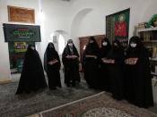 15 طلبه خواهر در مدارس طرح امین بابل فعالیت می کنند