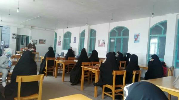 از مبلغان خواهر طرح امین مدارس جعفریه قم تجلیل شد