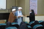 از مبلغین طرح امین استان مازندران تقدیر شد