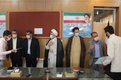 تقدیر از سرباز طلبههای موفق آموزش و پرورش یزد + تصاویر
