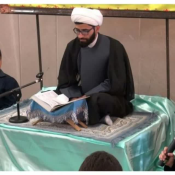 طرح موفق اُنس با قرآن ویژه دانش آموزان را با موفقیت برگزار کرده ایم