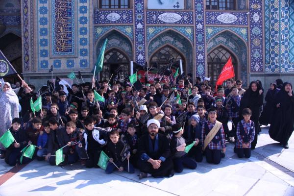 گزارشی از فعالیت های فرهنگی مذهبی طلاب جوان با محوریت سندتحول بنیادین آموزش و پرورش