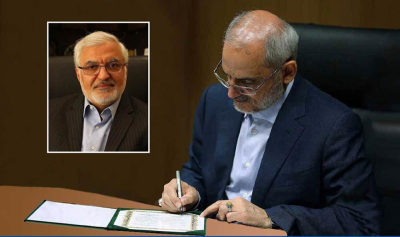 «علیرضا حاجیان زاده» به عنوان «معاون وزیر و رئیس سازمان ملی تعلیم و تربیت کودک» منصوب شد