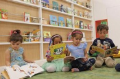 تقویت رابطه کودک و کتاب
