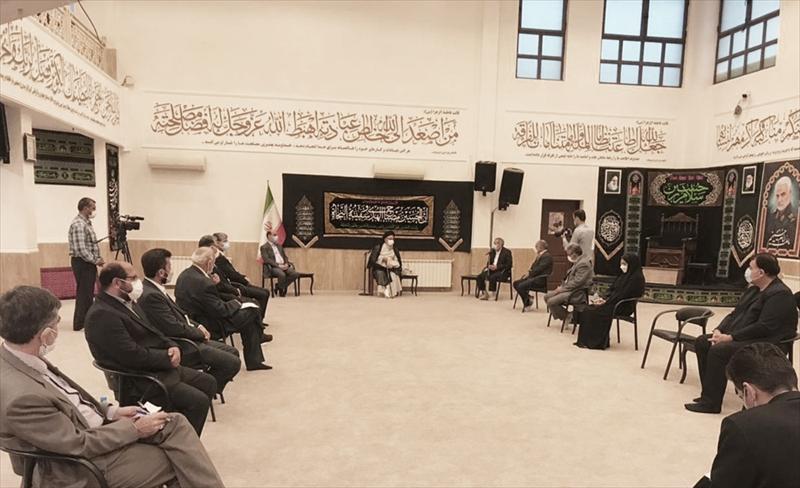 دیدار سرپرست وزارت آموزش و پرورش با  نماینده ولی فقیه در استان گلستان