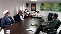 نشست مشترک نایب رئیس کمیته همکاریها و مدیرستاد اقامه نماز آذربایجان شرقی